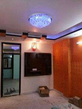 3 BHK FLOOR WITH  CAR PARKING WITH LOAN FACILITY BY BANK