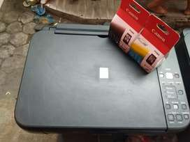 Ready printer canon mp 287 siap pakai