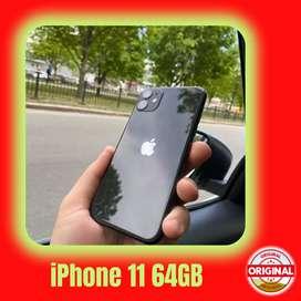 SECOND IPHONE 11 64 GB EKS INTER - FULLSET