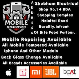Mobile Repairing Available,All Brands Mobile Accessories Available