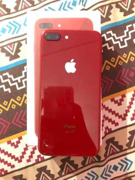 Iphone 8 plus 64gb Red PTA approved