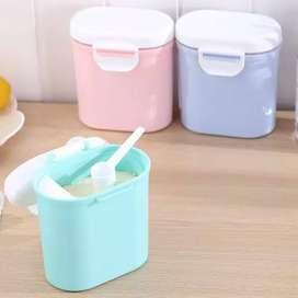 Kotak Tempat Penyimpanan Susu Bubuk Bayi