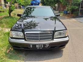 Mercedez Benz W202 C240 AT