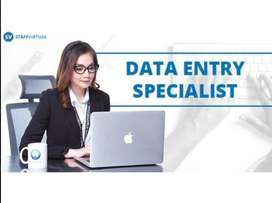 Genuine work Just Online Job / typing / Data entry
