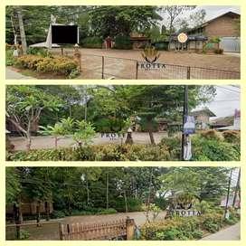 Jual Cepat, Rumah Makan TOP di BSD, Strategis Pinggir Jalan Utama