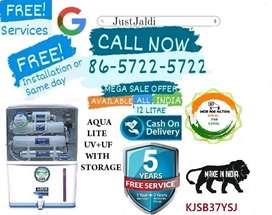 KJSB37YSJ WATER PURIFIER WATER FILTER TV DTH   FREE INSTALLATION AND S