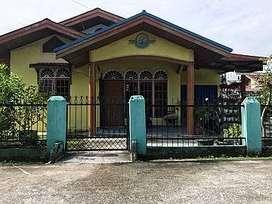 Rumah Dijual, Plus sudah ada Kost-kosannya dekat Campus UNRI- PANAM
