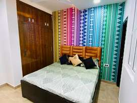 Fully furnished 2bhk flat only 24.99