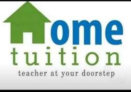 Providing home tution