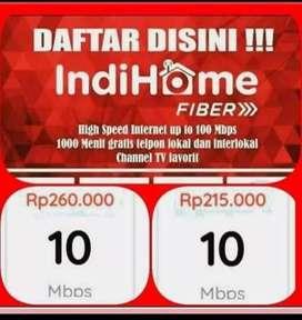 pasang Indihome Jakarta Timur internet rumah pemasangan baru Indihome