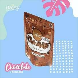 Masker Daisy Organic Choco