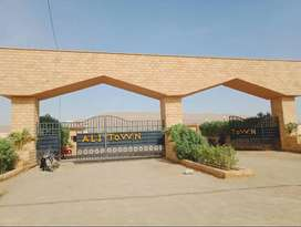 120 plot in Ali Town - SBCA Approved