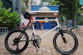 Minivelo Bike Commuter