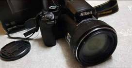 Nikon CoolpiX P1000 4k in brand new condition for sale