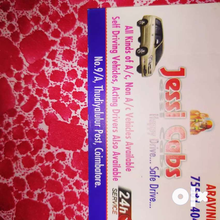 Acting drivers&cab for rent 0