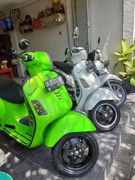 Vespa GTS thn 2014 / Bali dharma motor