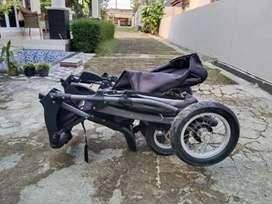 Stroller Love n Care Jogger Evolve X5