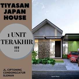 FREE Interior!!! Rumah di Daerah Tiyasan YOGYAKARTA