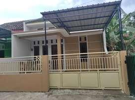 Di kontrakan untuk Keluarga Kecil. Rumah baru renovasi