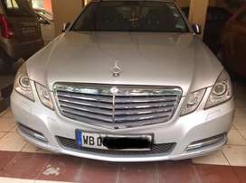 Mercedes-Benz E-Class E250 CDI BlueEfficiency, 2010, Diesel