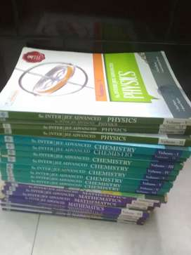 Narayana IIT study material Second year