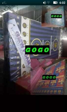 Kasur busa pinguin gmw foam murah no 4 single 14x90x200
