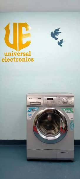 @+! LG tromm in good working condition front load washing machine