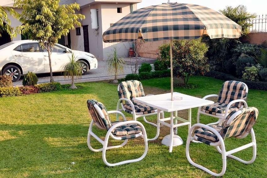 Outdoor Furniture (pvc chair) 0