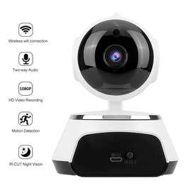 WiFi Smart Net IP 360 Degree Rotating Security Camera, Night Vision