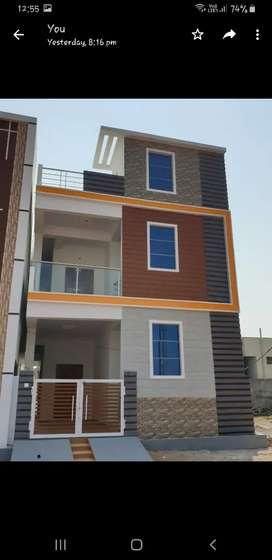 G+1 house in hayathnagar for sale