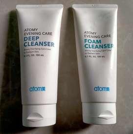 *Atomy Foam & Deep Cleanser Asli Korea*