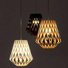 lampu gantung aesthetica LLC I