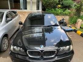 JUAL BMW E46 N46 318i TH 2003