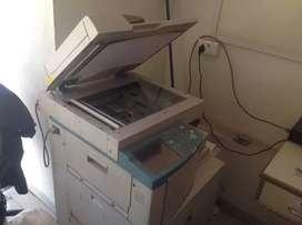 Need a Xerox machine operator