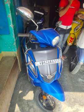 Sell yamaha fashino new codition