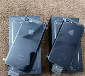 NEW IPHONE 7-32GB, 128gb, =19500-/ WITH WARRANTY