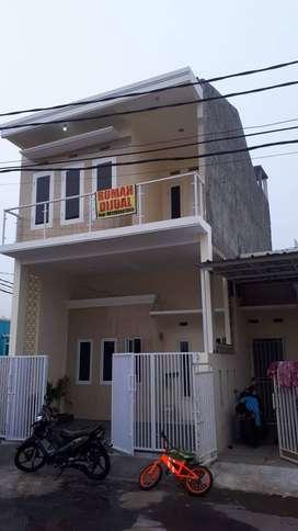 Rumah Dijual, Baru, Terjangkau, Gedong, Pasar Rebo