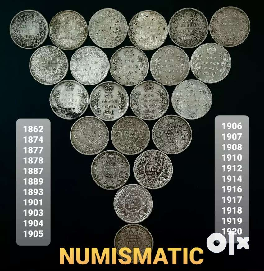 NUMISMATIC's (Coin Collecters)