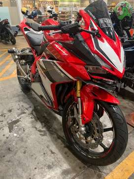 Cbr 250rr abs red racing Desember 2016