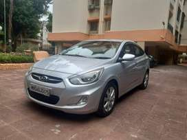 Hyundai Verna 2011-2014 1.6 SX CRDi (O), 2013, Diesel