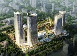 Assured Return Commercial in Bhutani Cyberthum for Sale at Sec-140A
