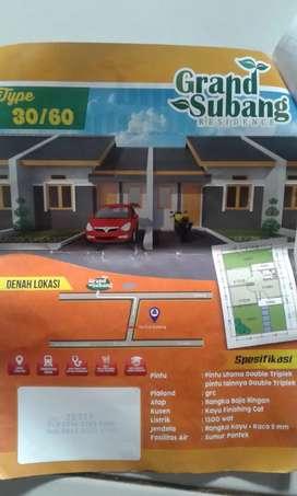 perumahan grand subang residence