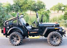 Hunter willys Jeeps