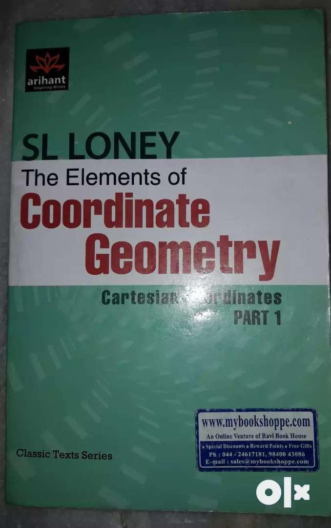 Elements of coordinate geometry 0