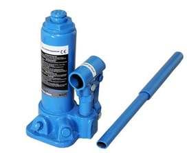 hydraulic jack, 180mm - 350mm, blue, 00104