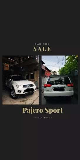 Dijual mobil pajero sport VGT  dakar tahun 2014