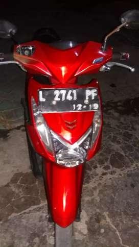 Honda beat 2014 injection  murah