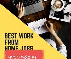 We are offering part time home based job
