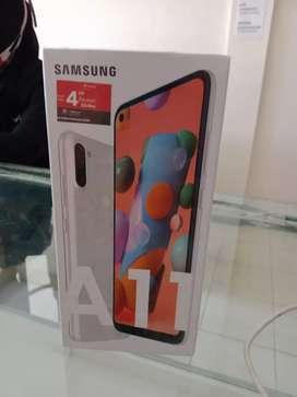 Samsung A11 3/32gb garansi resmi bisa TT/kredit