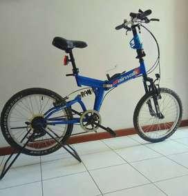 Dijual sepeda lipat Airwalk expresso